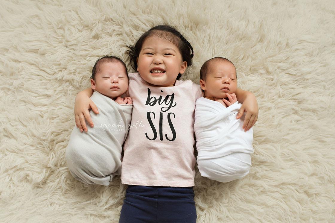 twin sibling