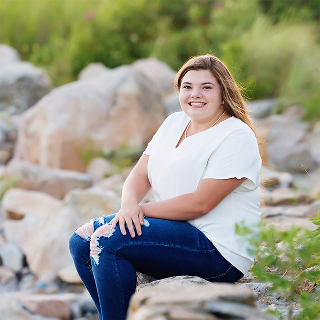 Sarah Zollo Senior Portrait Photography